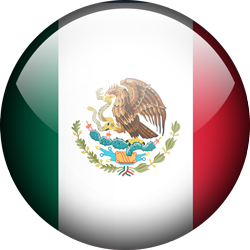 Mexico button by Lassal