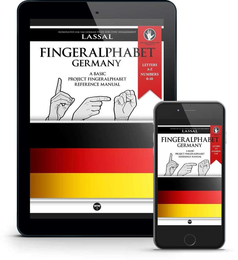Project Fingeralphabet Germany BASIC Manual