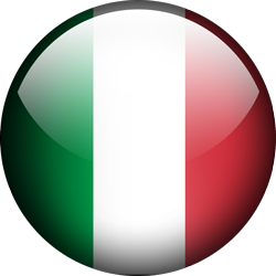 Italy button by Lassal