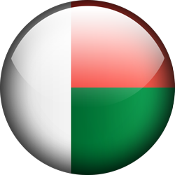 Madagascar button by Lassal