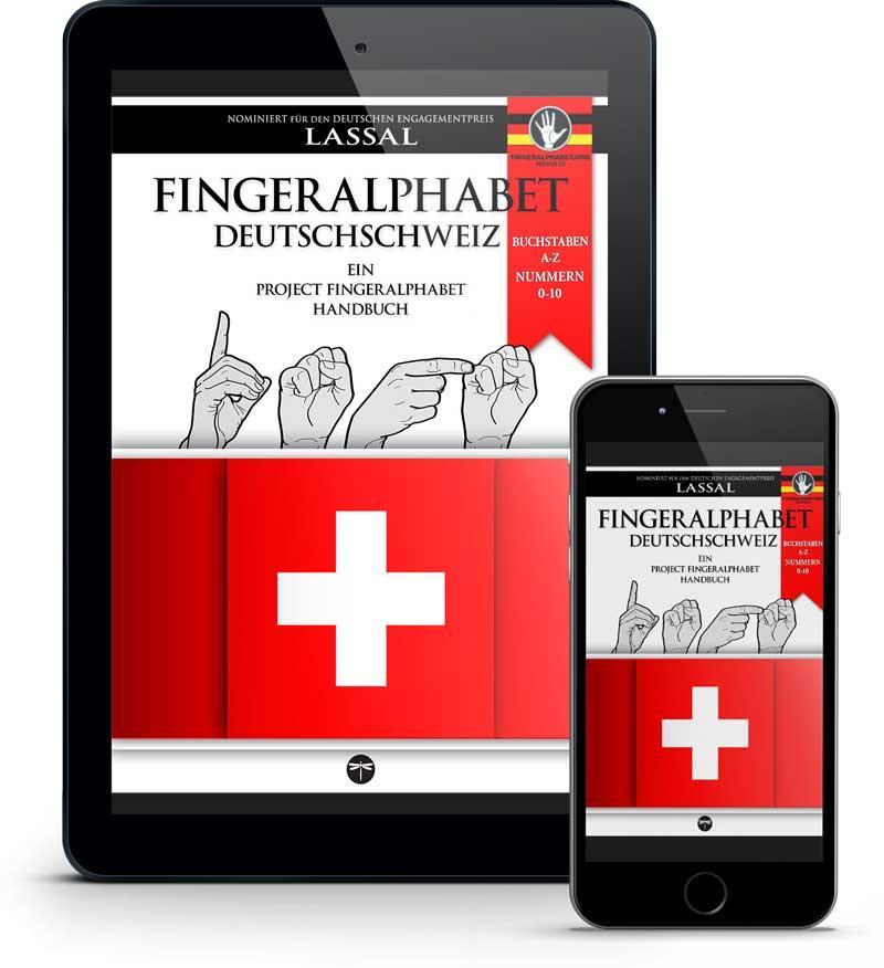 Project Fingeralphabet Deutschland Handbuch