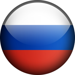 Russia button by Lassal