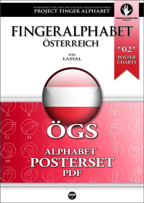 ÖGS Austrian PosterCharts 02 - Project FingerAlphabet