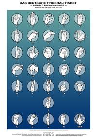 DGS Fingeralphabet